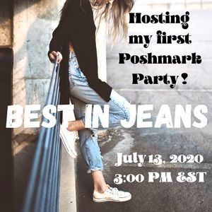 Best In Jeans Posh Party